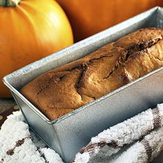 Amy Roloff's Pumpkin Bread Recipe: Little People, Big World Recipes: TLC#mkcpgn=fbtlc9