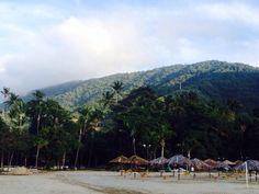 My kind of paradise. Camuri grande, venezuela