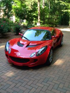 Lotus Elise...of course!