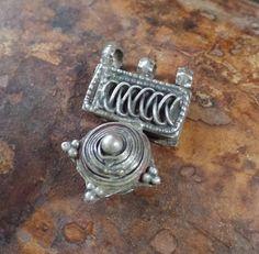 Antique Ethiopian Telsum Amulet by AquaTerraBazaar on Etsy