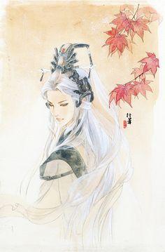 No dream - line reed __ graffiti kingdom illustrator Manga Art, Anime Art, Character Art, Character Design, Art Asiatique, China Art, Pretty Art, Ancient Art, Japanese Art