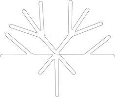 clamshell snowflake