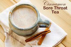 Cinnamon Sore Throat Tea by Life Currents https://lifecurrents.dw2.net