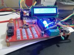 Single RGB LED interfacing with pic microcontroller
