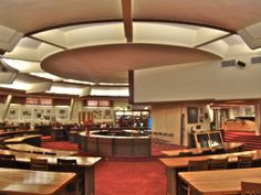 Florida Southern College- Frank Lloyd Wright- Buckner Library Building
