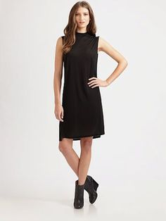 Cute black ACNE dress $130