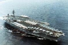 USS Constellation Aircraft Carrier | USS Constellation CV-64 Photos and Information