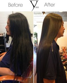 Before And After YUKO Hair Straightening! Gentlemen too want more manageable and healthy hair. Book your appointment today! Yuko Hair Straightening, Japanese Straightening, Healthy Recipe Videos, Healthy Recipes, Picky Eaters Kids, Sacramento California, Living At Home, Beauty Hacks, Fashion Styles