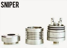Vapor Joes - Daily Vaping Deals: THE SNIPER RDA BY FOCUSECIG + FREE JUICE -  $26.99...