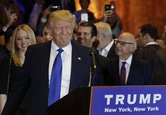 """Despite calling for a """"big, beautiful"""" wall at the Southern border (which Mexico will pay for), the deportation of all illegal immigrants, and labeling some Mexicans rapists and drug dealers, businessman Donald Trump won more than half of the GOP Hispanic vote in New York City, according to exit polls."""