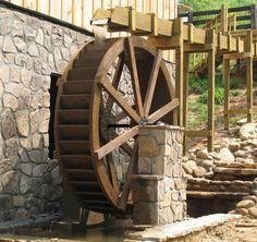 New water wheel