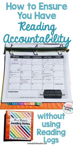 Is it possible to have accountability for students' at home reading without using reading logs? I think so and I figured out how with Status of the Class routine. Read all about why I LOVED IT! (reading logs, homework, status of class routine, back to sch Reading Homework, 6th Grade Reading, Reading Logs, Middle School Reading, Reading At Home, Reading Workshop, Reading Journals, Homework Ideas, Student Reading