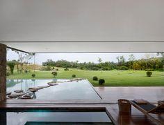 Casa-HS-Quinta-da-Baroneza-Studio-Arthur-Casas-4  See wood for edge of indoor pond