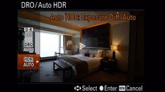 How To Photograph Interiors With Auto HDR on Sony Cameras | http://www.garyfong.com/tutorials/how-photograph-interiors-auto-hdr-sony-cameras #sony