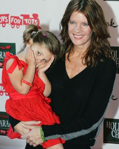 Interview with Young and the Restless star Michelle Stafford on her chactacter Phyllis, motherhood and infertility