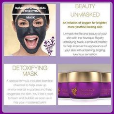 Detox Mask!!! Get your mask order in today  https://www.youniqueproducts.com/JoannaBloomfield