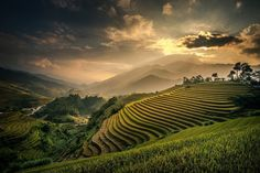 Beautiful Indonesia Landscape