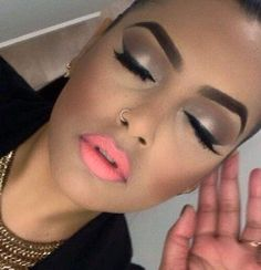 #labial #rosa #maquillaje