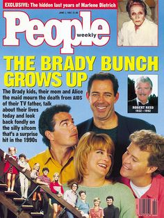 Here's the Story... Brady Kids, Tv Fr, Robert Reed, Leave It To Beaver, The Brady Bunch, Girl Meets World, Boy Meets, Family Tv, Tv Guide