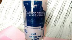 Check out this item in my Etsy shop https://www.etsy.com/listing/267919524/retro-missouri-state-glass-souvenir