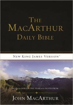 """This Bible has completely changed the way I do my daily Bible Study. It makes it so easy! You simply read, cover to cover with selections each day from OT, Psalms, Proverbs, and NT. Be sure to click """"Look Inside"""" to get a better idea of the great features. {aff}    P.S. It's never too late to start! And, I strongly recommend reading the Bible in bigger chunks, like this one leads you to do. It has really changed my life!"""