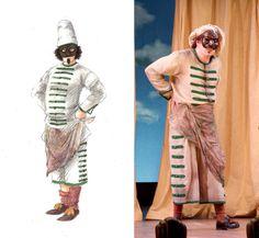 Costume Design : Servant of Two Masters World Theatre, Theatre Nerds, Carlo Goldoni, Costume Design Sketch, Quentin Blake, Theatre Costumes, 7 Deadly Sins, Scenic Design, Sound Design