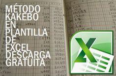 Ahorra y se feliz: Descarga gratis el Excel basado en el método Kakebo