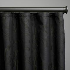 S FOLD Track 35mm Round Boldtrak with Vanda's S Fold heading   The contemporary S-Fold curtain is now available for Boldtrak Fabric allowance is 2.2 time...