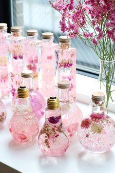 FLOWERiUM®︎ トワレ toillette Resin Crafts, Resin Art, Witch Aesthetic, P. Diy Resin Art, Diy Resin Crafts, Diy Art, Diy And Crafts, Arts And Crafts, Art Crafts, Pink Crafts, Recycled Crafts, Flower Crafts