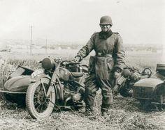 BMW 1939 R66 dans la Wehrmacht