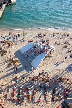 KaZantip: KaZantip is a wild, colorful, creative, and sexy weeks-long beach…