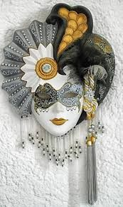 venetian masks drawings - Google Search