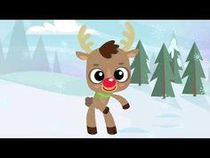 Reindeer Pokey | Christmas Songs for Children - YouTube... K-1st grade