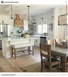 Pin di Kayla Shoemaker su Home | Pinterest | Cucine, Cucina e Progetti