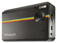 Polaroid Instant Digital Camera - Z2300 - Instant Cameras. want. wish it was still square format instead of 2x3... oh well...