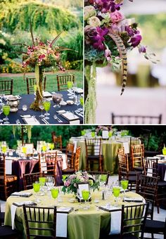 Garden Wedding Ideas | ... Wedding Is Currently Featured In Weddings  Unveiled Magazine Let
