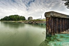 Wilhelmshaven: Banter See Blaualgen 2015 (Badeverbot) Jade, Strand, Coastal, Boat, Lower Saxony, Viajes, Photo Illustration, Dinghy, Boats