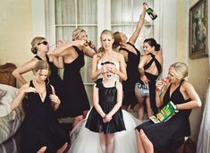 10 Ways To Be The Coolest Bridesmaid Ever From Your Future Bride Friend - Wedding Party