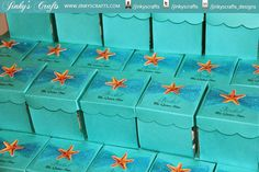 Under the Sea Theme Invitations | If you're looking for a unique way of notifying your guests about your ...