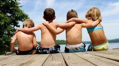 L'alimentazione dei bambini in spiaggia - Food Confidential
