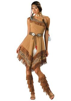 Perfect for Thanskgiving plays and parties - Sexy Tribal Native Costume u2013 $84.99  sc 1 st  Pinterest & 10 best cowboy images on Pinterest | Costume halloween Costumes and ...