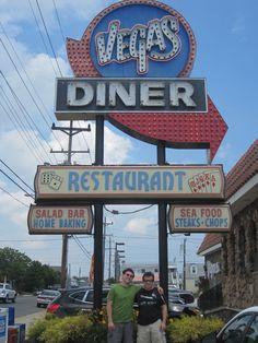 Breakfast at the Vegas?  North Wildwood, NJ.