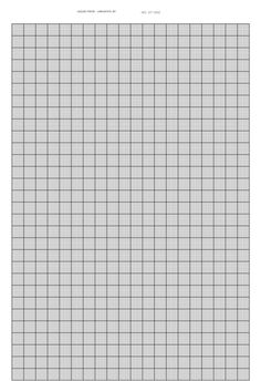 BlackGray  By  Mm Linear Engineering Graph Paper Letter
