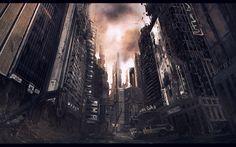 Inversion concept art by BelovP