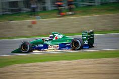 Silverstone - 1991 - Jordan