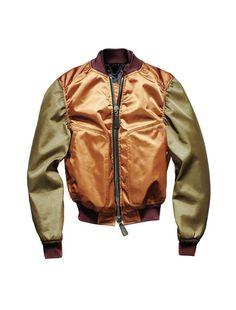 Burberry Luxury Varsity Sportswear Material Jacket
