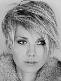 Short hair inspiration #GermainDermatology Favorite~ www.germaindermatology.com