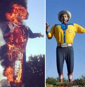 Big Tex Is Gone and My Dad's Hunting Lesson on Scenttrail Marketing From 2008 | Thank you Revolution | Scoop.it