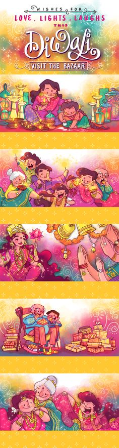 Amazon India - Diwali Emailer! on Behance