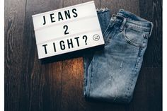 Jeans too tight? Here's a really easy way to stretch them. http://www.ilovejeans.com/how-to-stretch-your-jeans/?utm_campaign=coschedule&utm_source=pinterest&utm_medium=ilovejeans.com%20-%20a%20jeans%20loving%20blog.&utm_content=HOW%20TO%20STRETCH%20YOUR%20JEANS